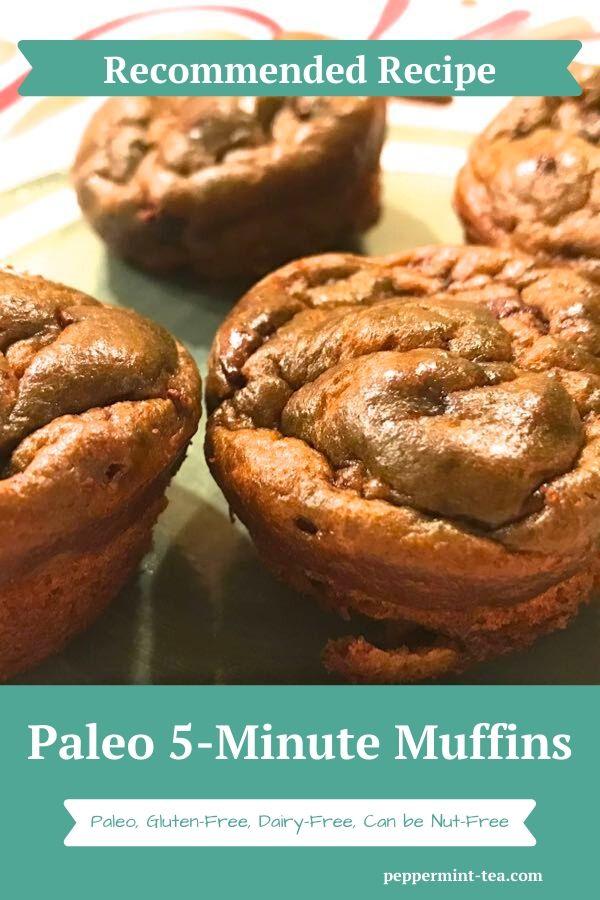 Paleo 5-Minute Muffins