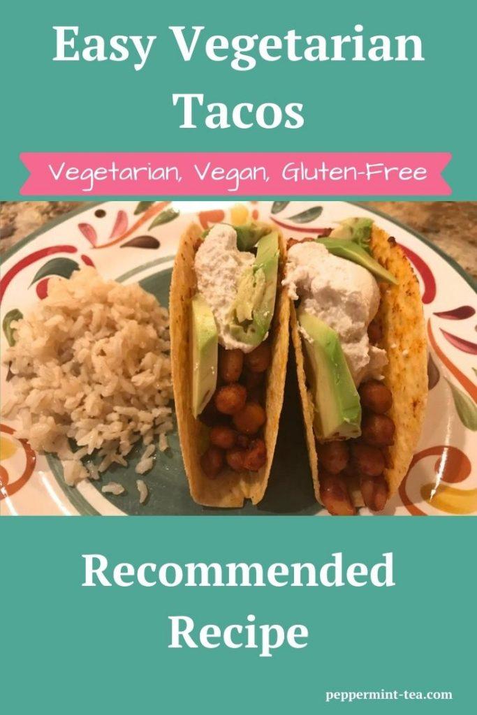 Easy Vegetarian Tacos