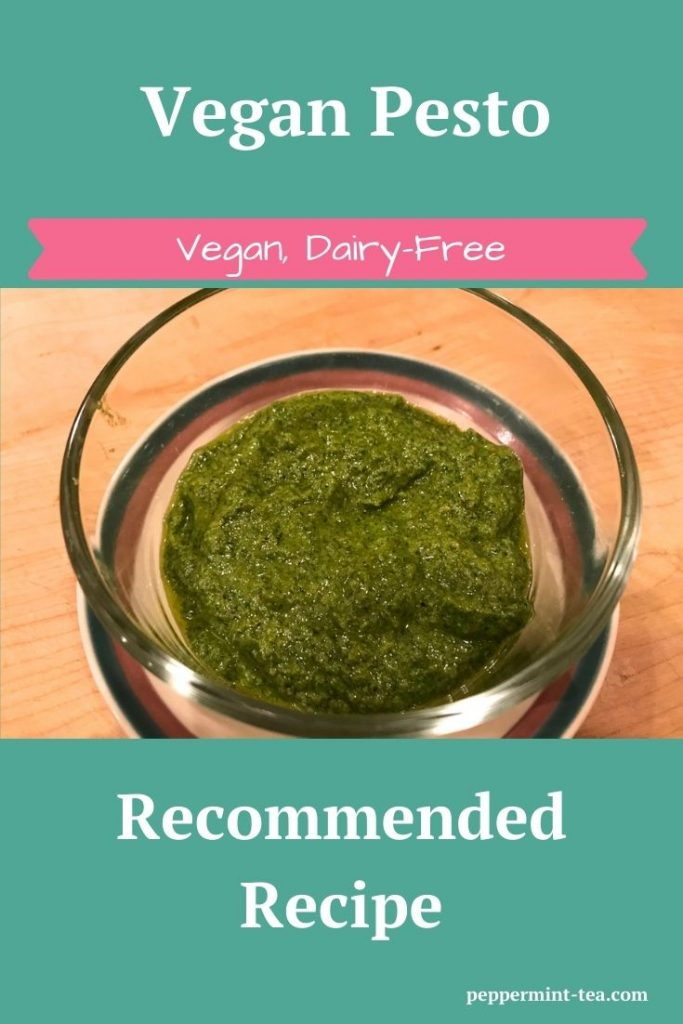 Vegan Pesto Recipe