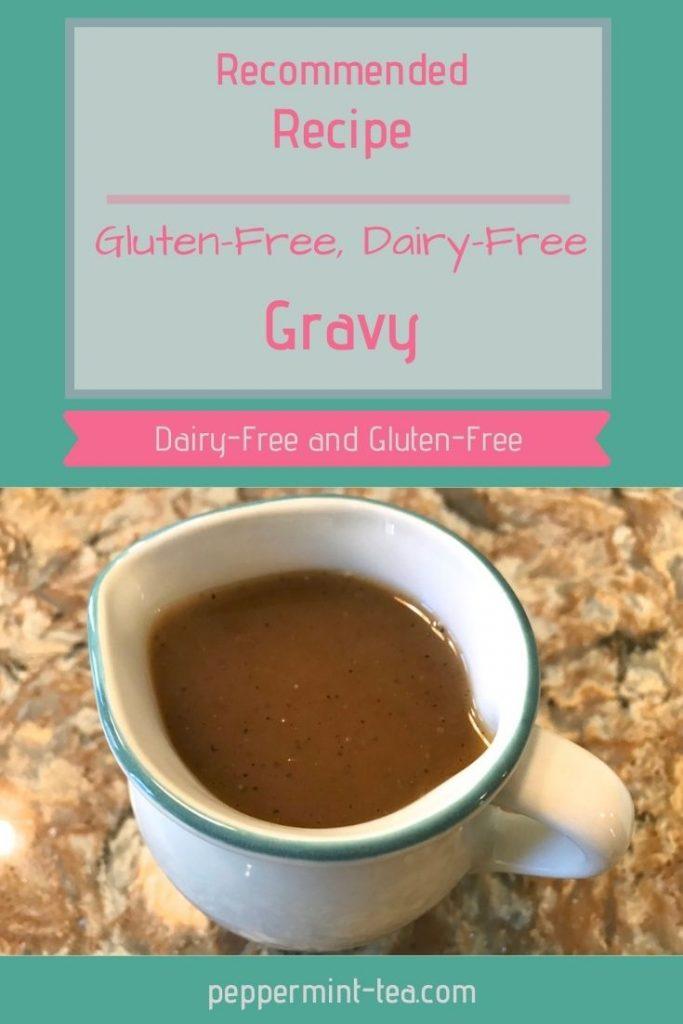 Gluten-Free, Dairy-Free Gravy