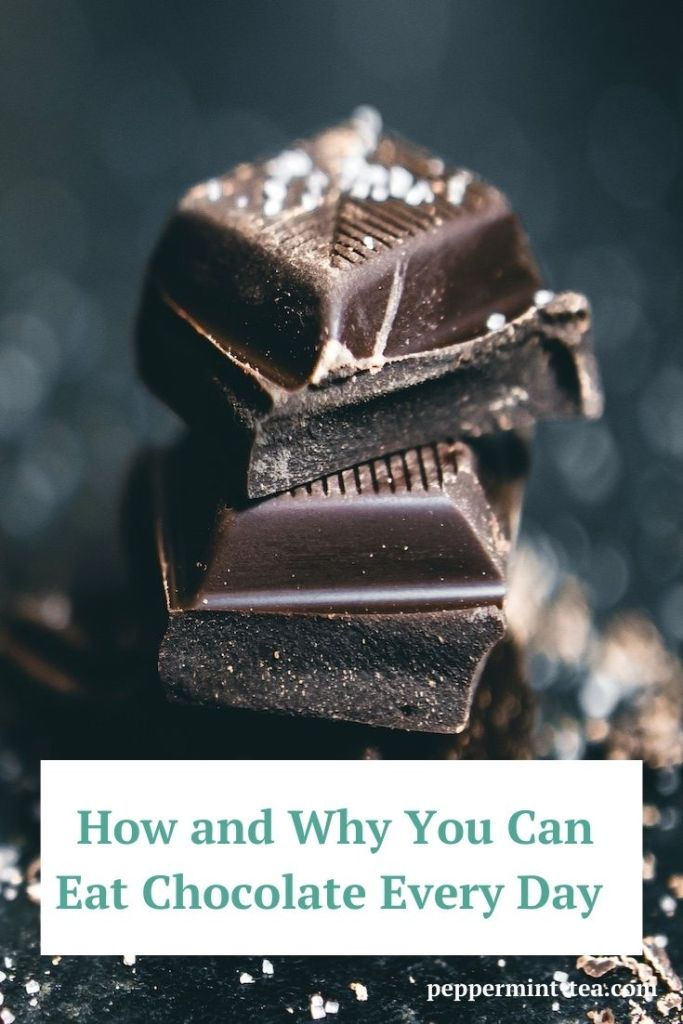 How and Why You Can Eat Chocolate Every Day