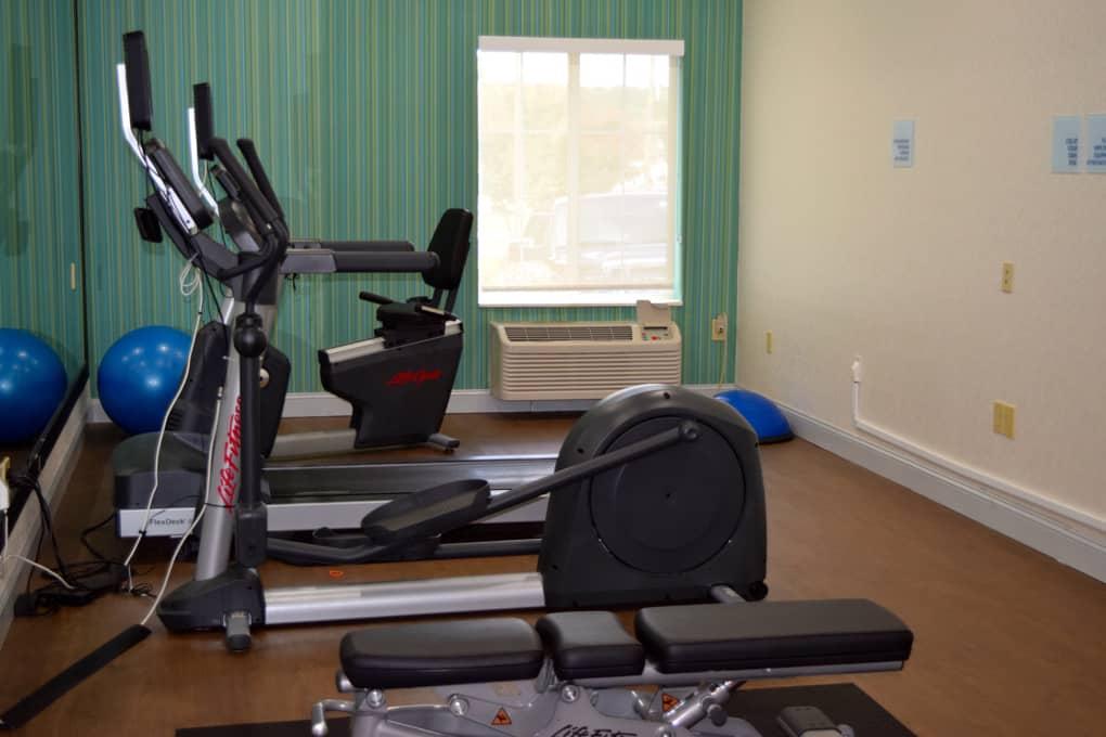 Hotel Fitness Center Tips