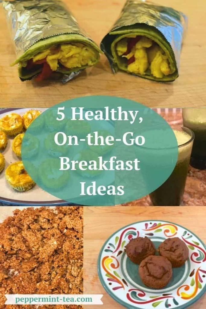 5 Healthy, On-the-Go Breakfast Ideas