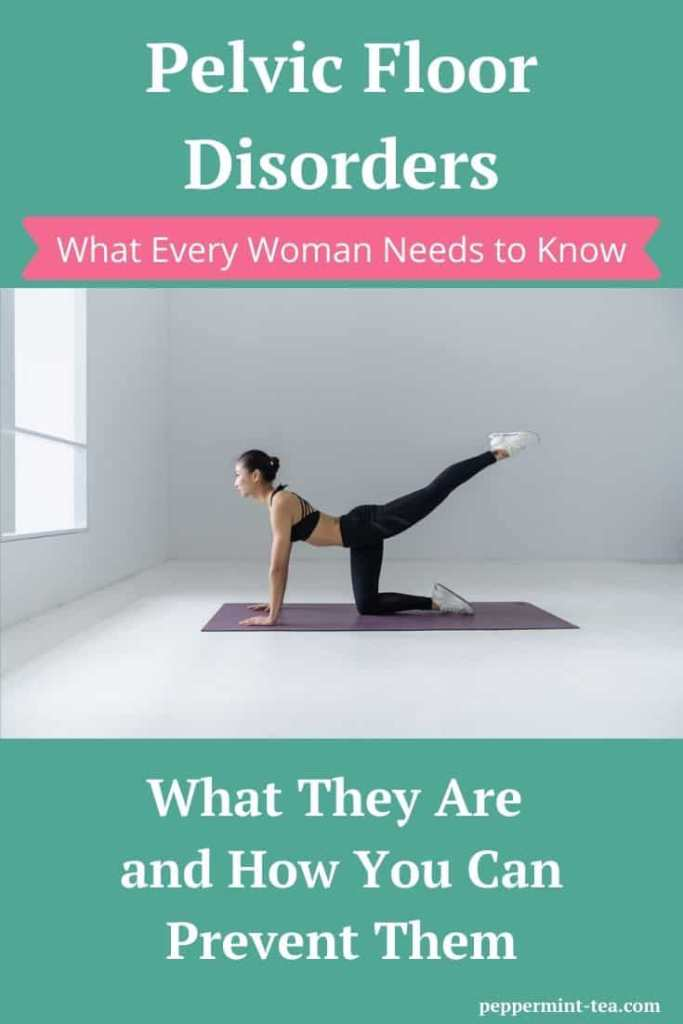 Pelvic Floor Disorders: What Every Woman Needs to Know