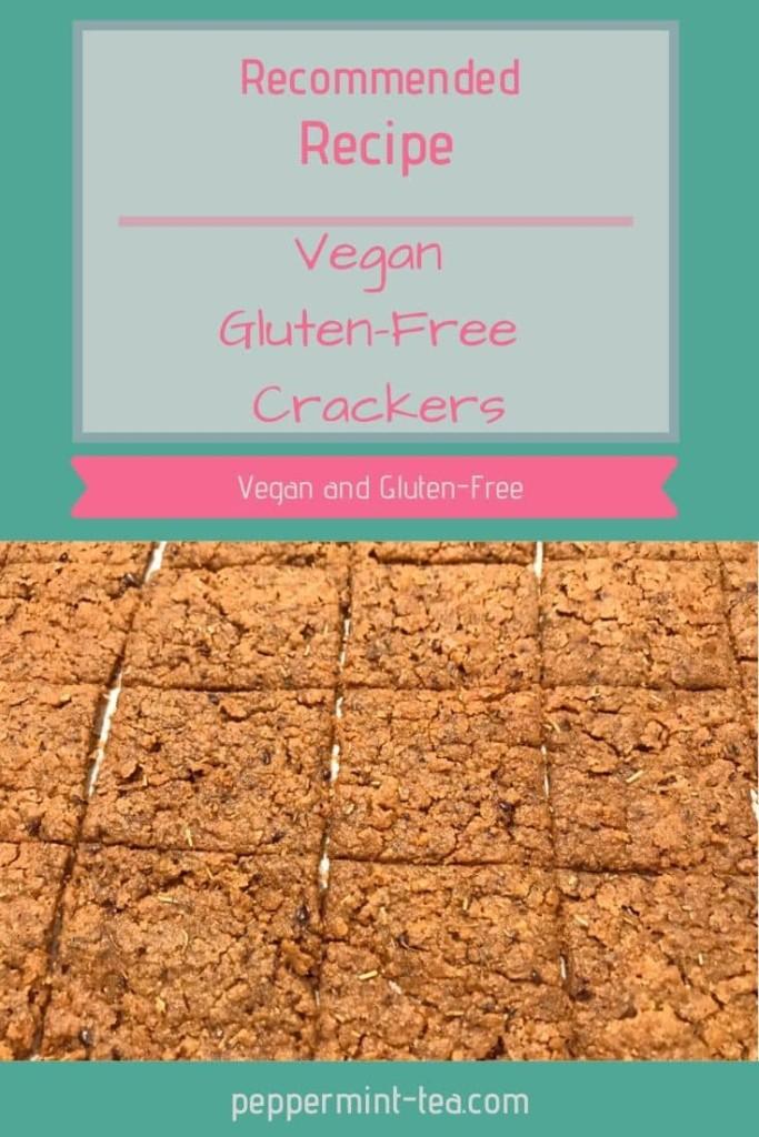 Vegan Gluten Free Crackers