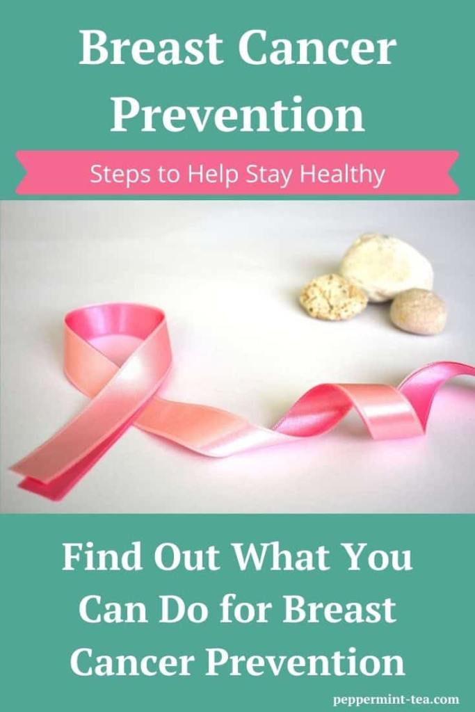 Breast Cancer Prevention: Steps to Help Stay Healthy