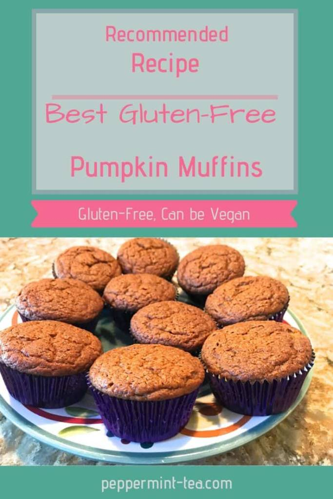 Best Gluten-Free Pumpkin Muffins