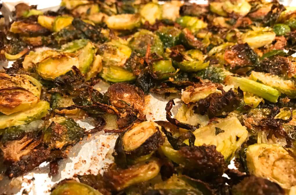 Seasonal Produce Spotlight: Brussels Sprouts