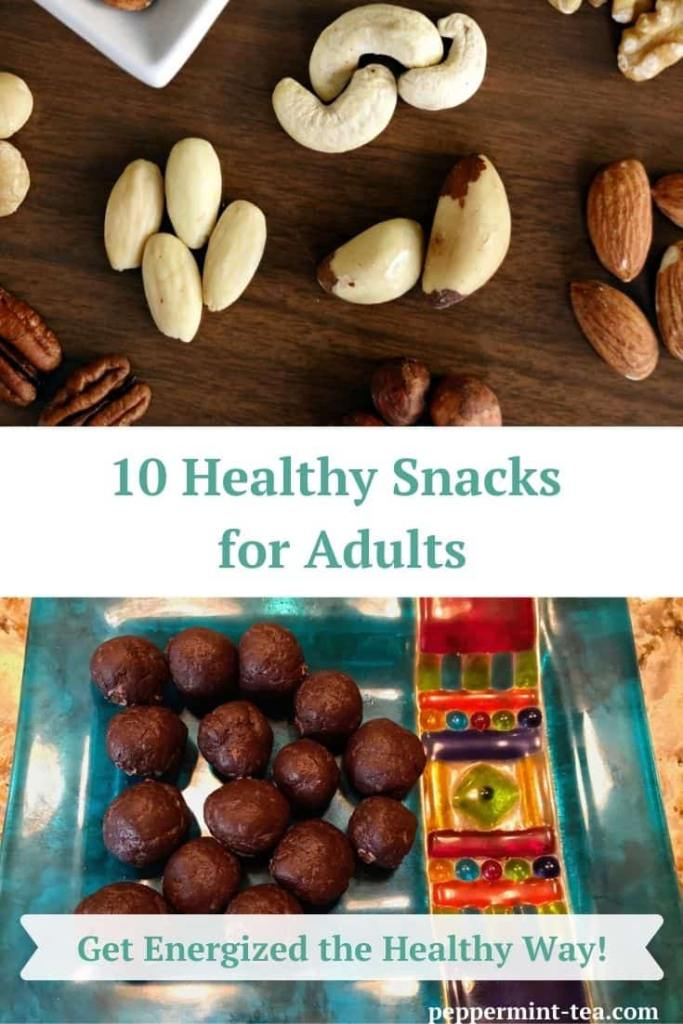 10 Healthy Snacks for Adults