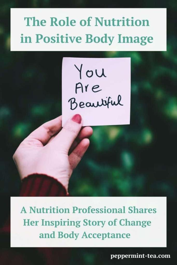 The Role of Nutrition in Positive Body Image