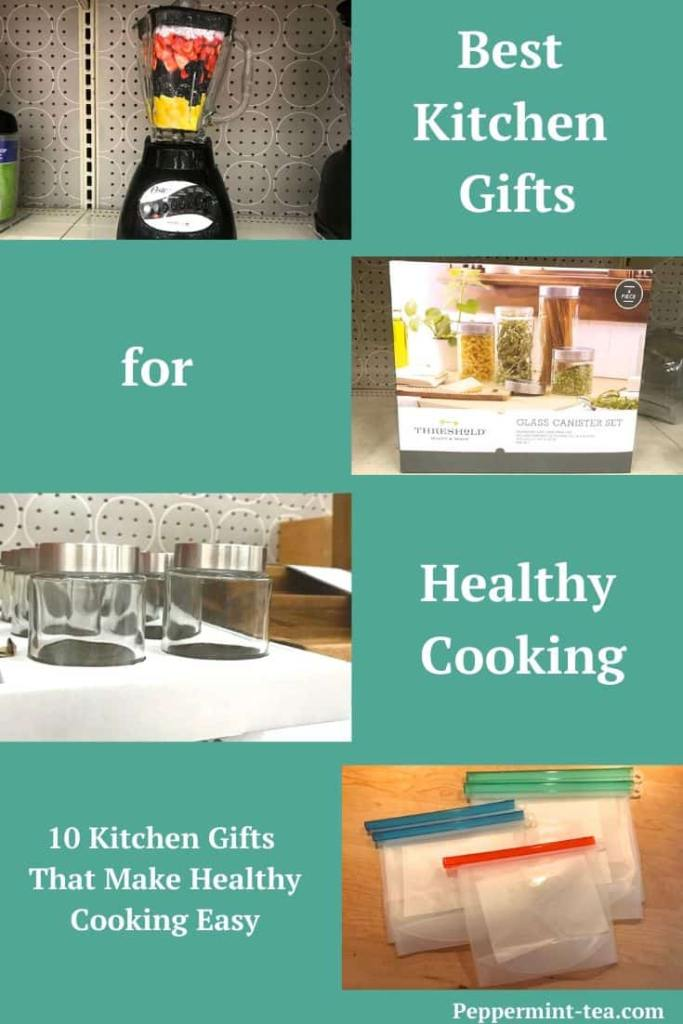 10 Best Kitchen Gifts for Healthy Cooking