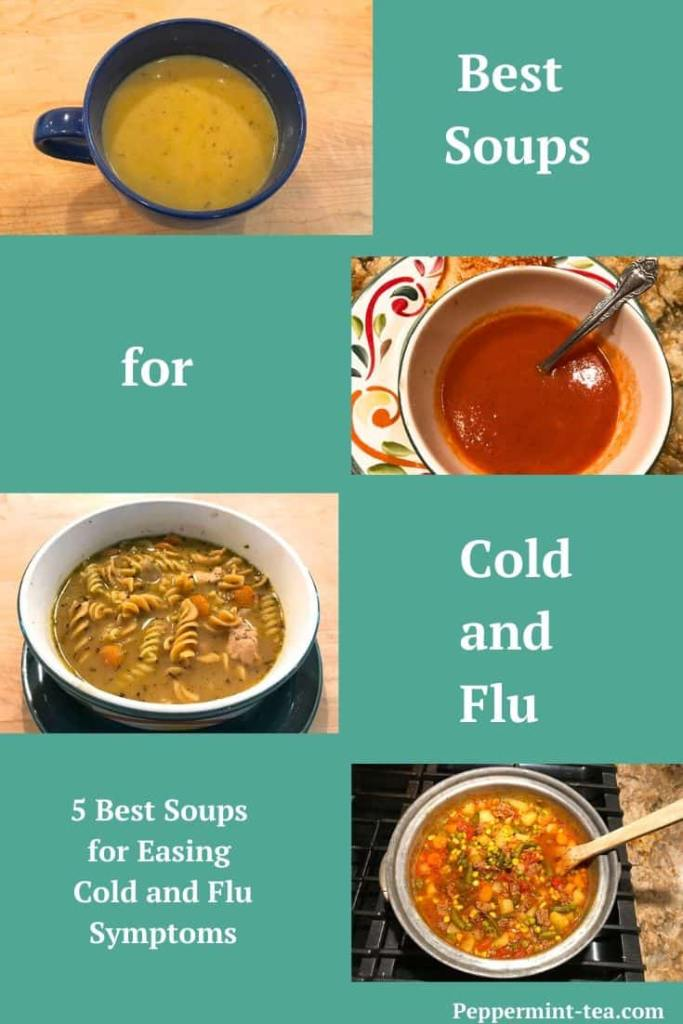 Best Soups for Cold and Flu