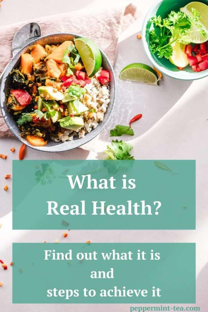 What is Real Health?