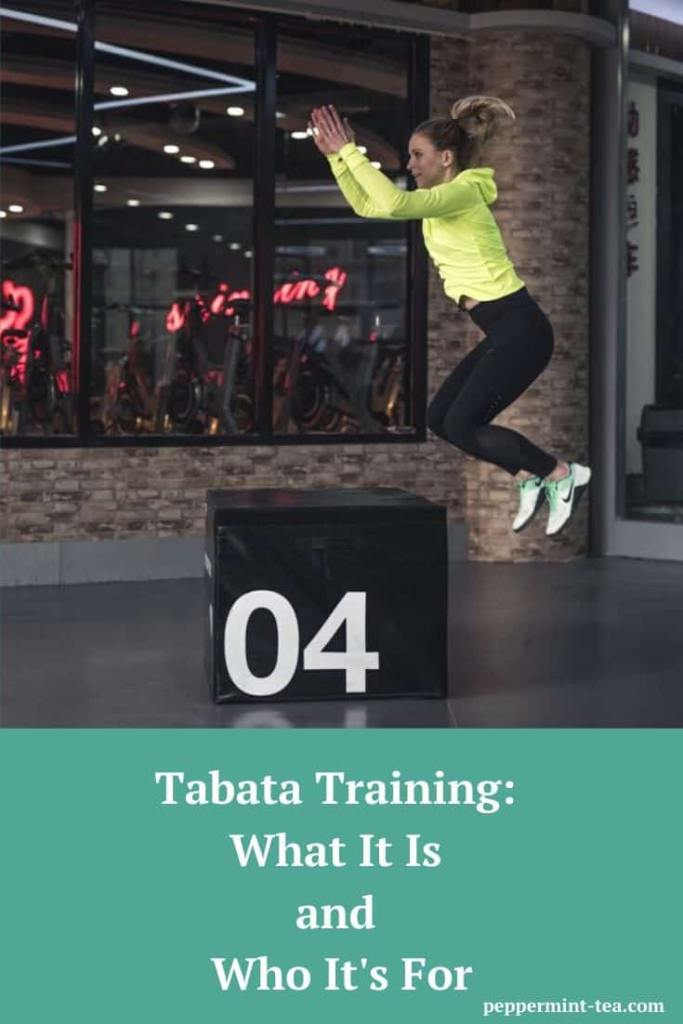 Tabata Training: What it Is and Who It's For