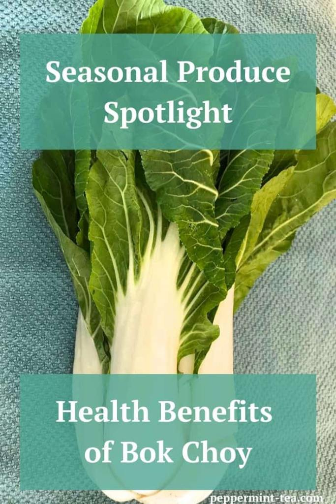 Seasonal Produce Spotlight: Health Benefits of Bok Choy